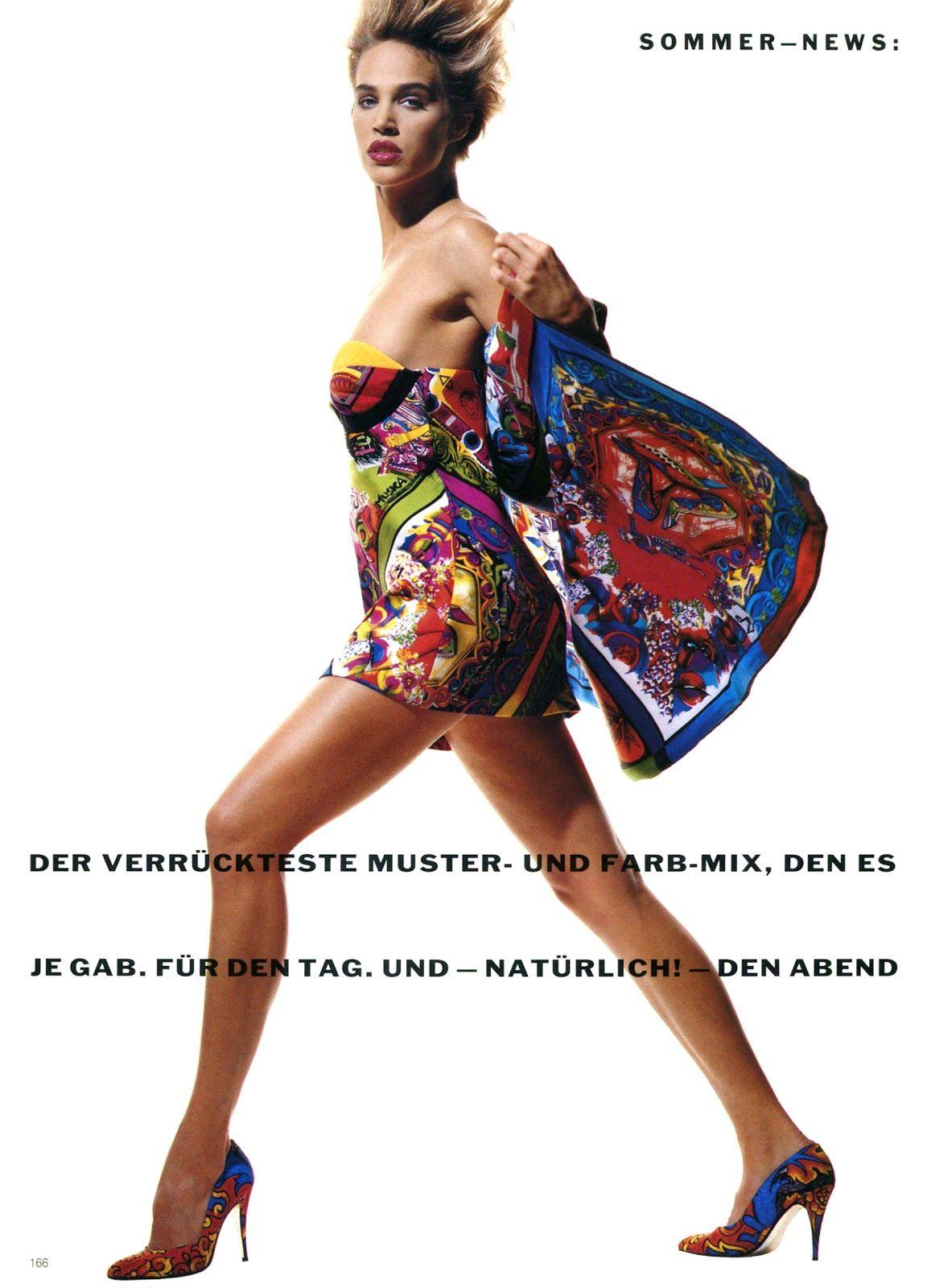 Vogue (Germany) January 1991 | Multi Color 01.jpg