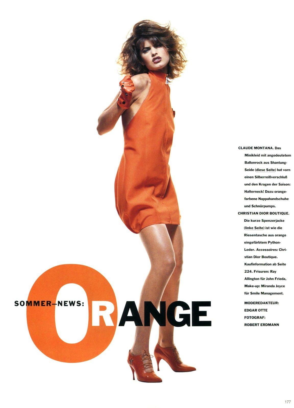 Vogue (Germany) January 1991 | Multi Color 08.jpg