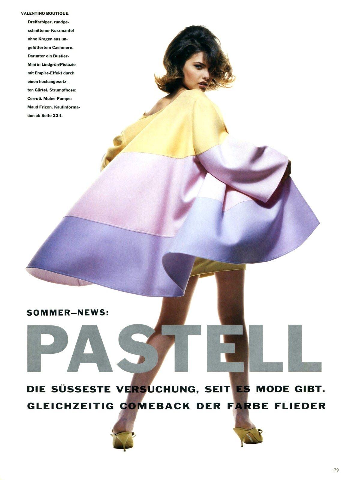Vogue (Germany) January 1991 | Multi Color 10.jpg