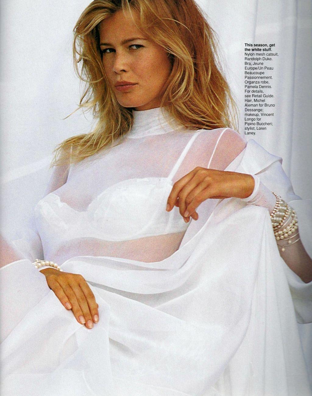 Elle (US) January 1991 | White 02.jpg