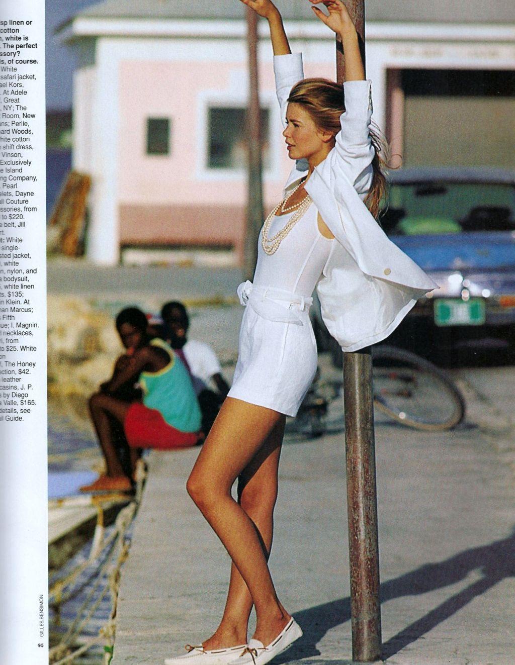 Elle (US) January 1991 | White 04.jpg