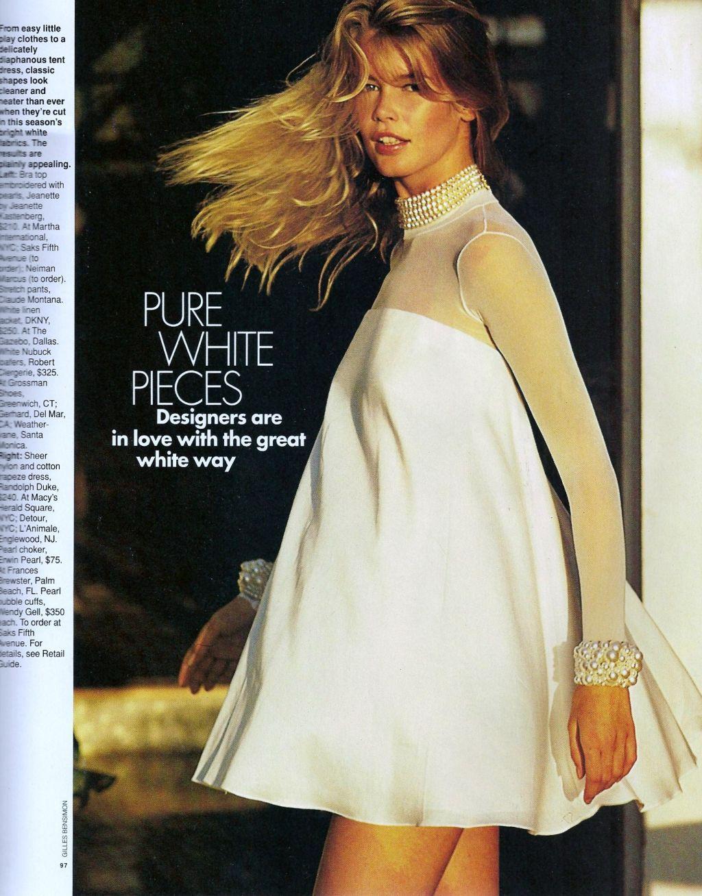 Elle (US) January 1991 | White 06.jpg