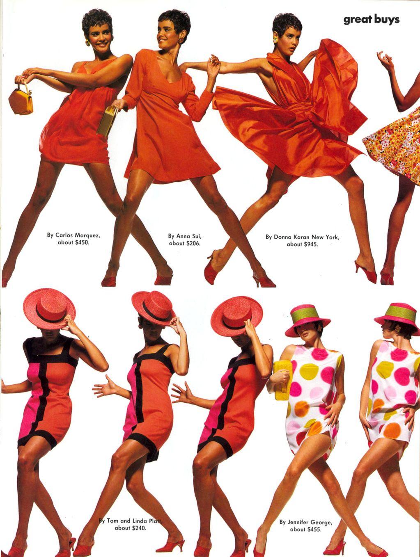 Vogue January 1991 | Great Buys - Dress Rehearsal 04.jpg