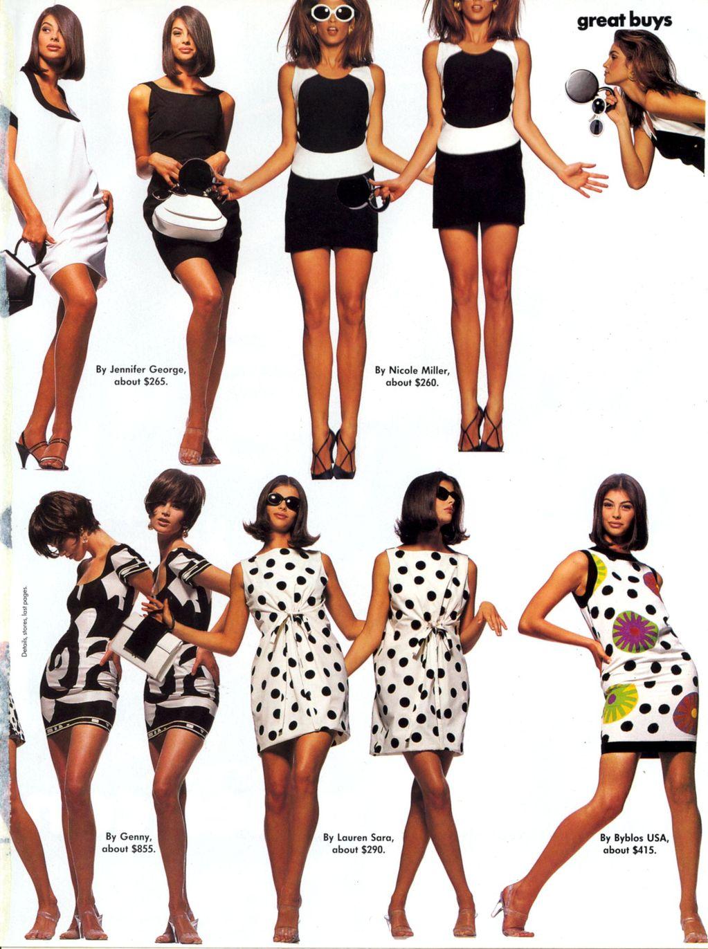 Vogue January 1991 | Great Buys - Dress Rehearsal 10.jpg