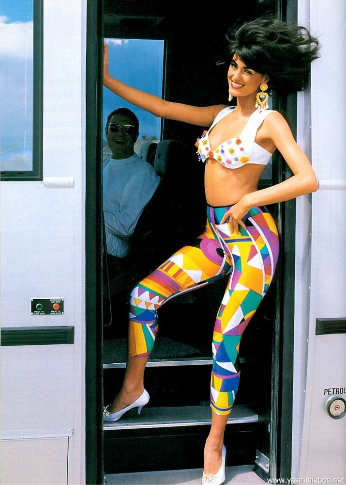 Vogue (UK) January 1991 | Glam Meets Rock 01.jpg
