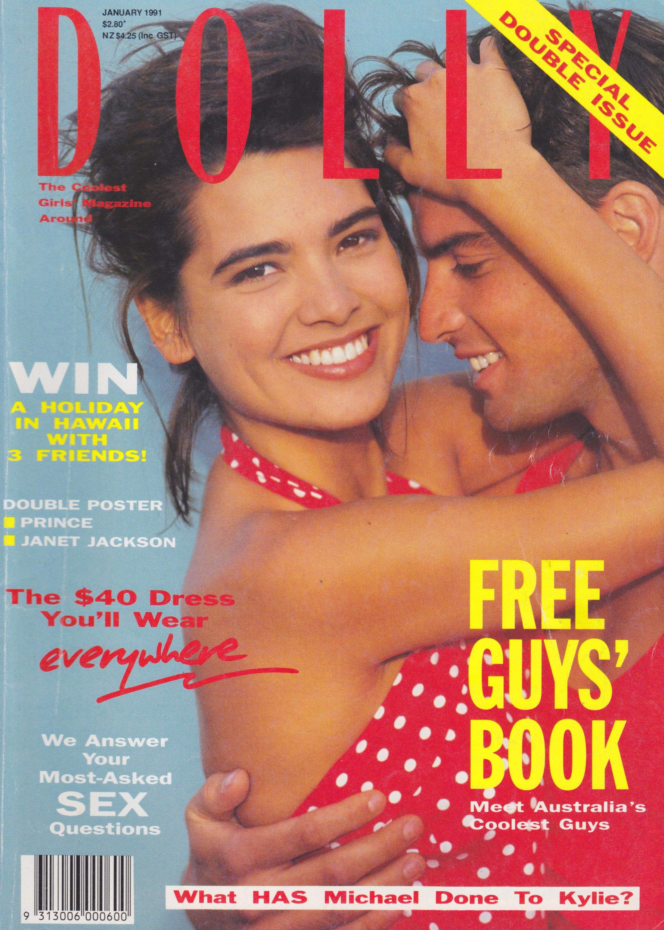 Dolly Magazine (Australia) January 1991 | Madison