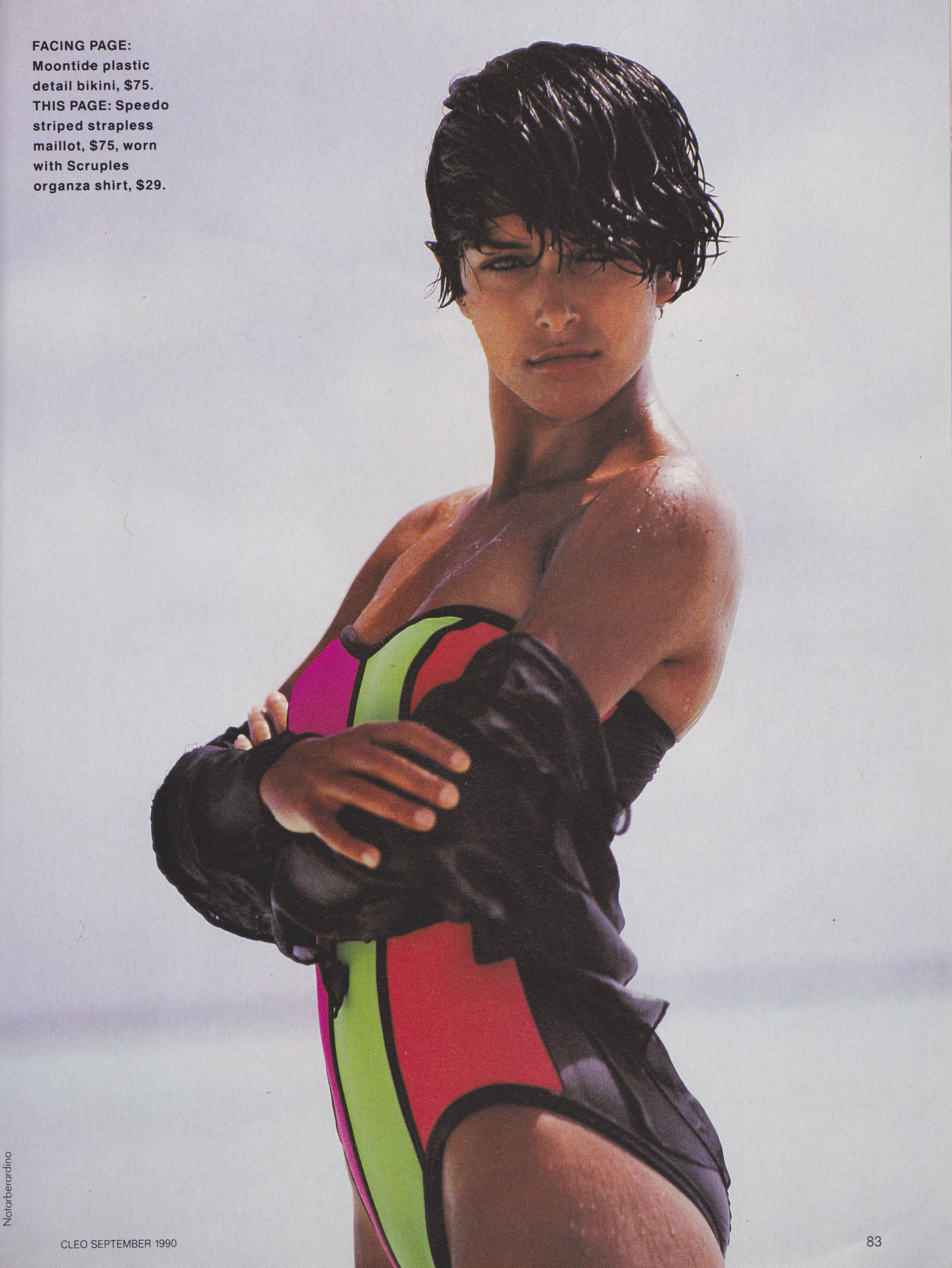 CLEO September 1990 | Tonya Bird 04.jpeg