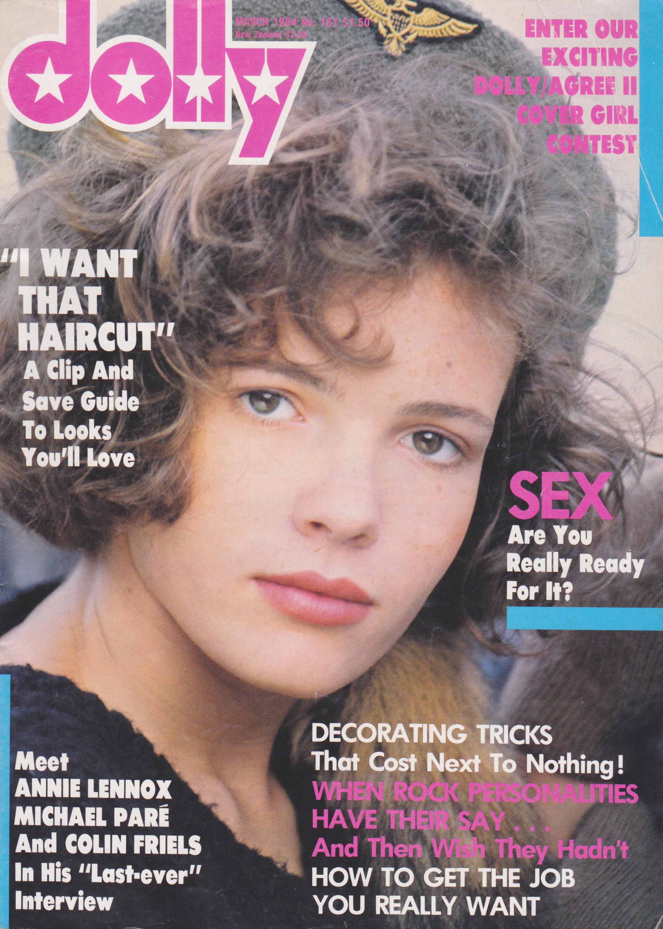 Dolly Magazine (Australia) March 1984 | Francesca Raft