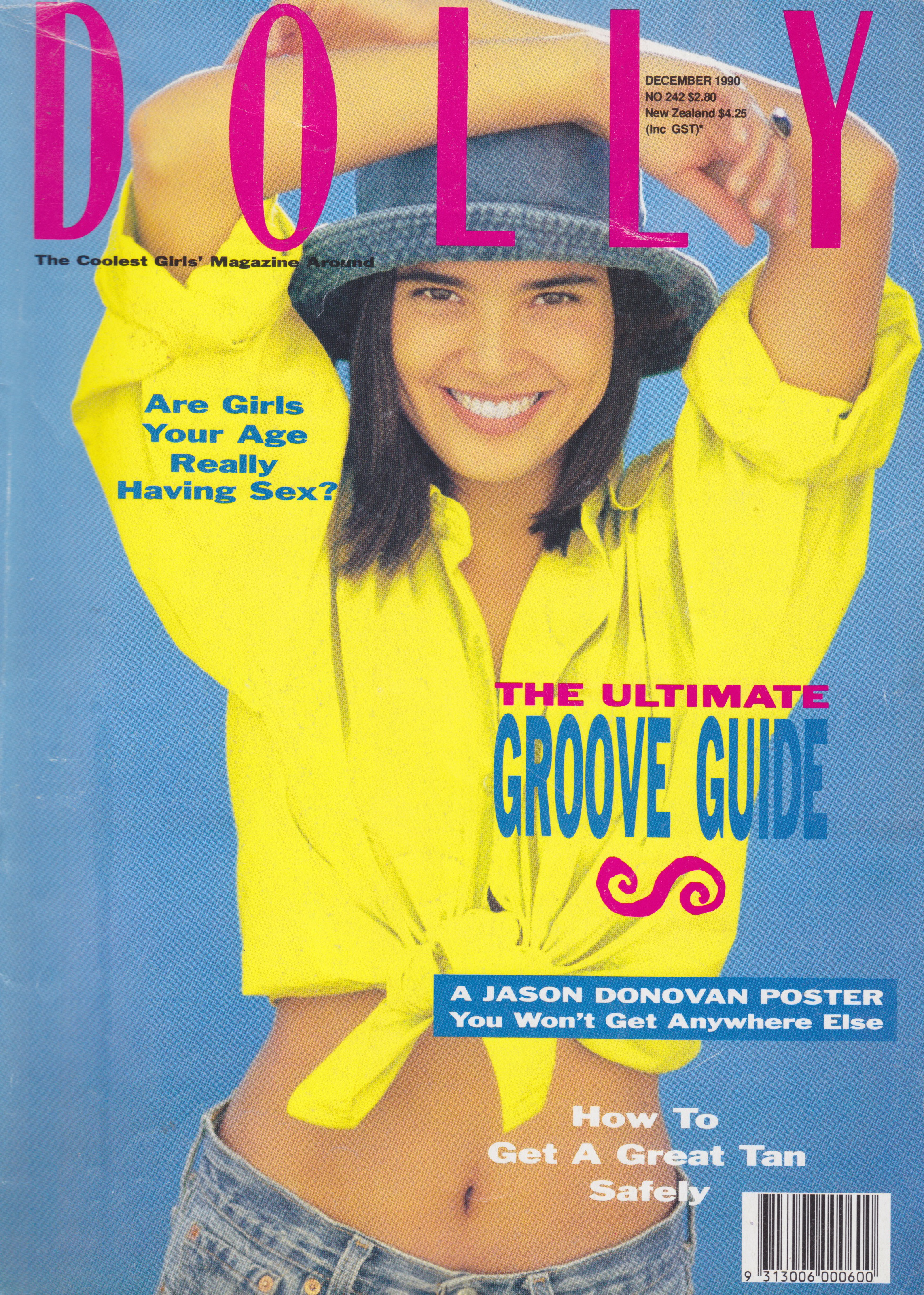 Dolly Magazine (Australia) December 1990 | Madison