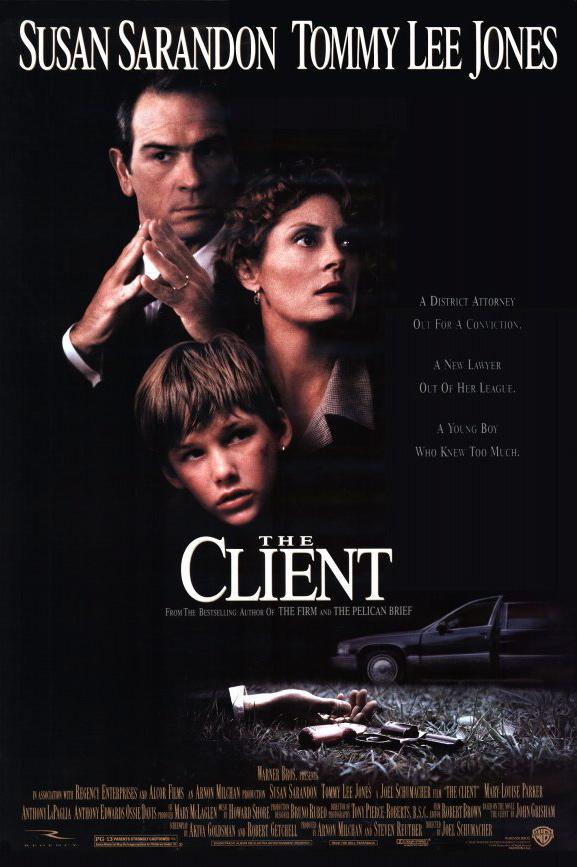 The Client (1994)    Trailer