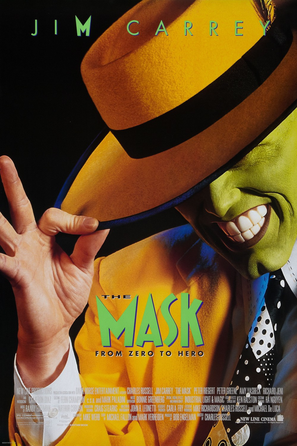 The Mask (1994)    Trailer