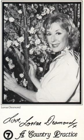 A Country Practice   Fan Card Lorrae Desmond.jpg