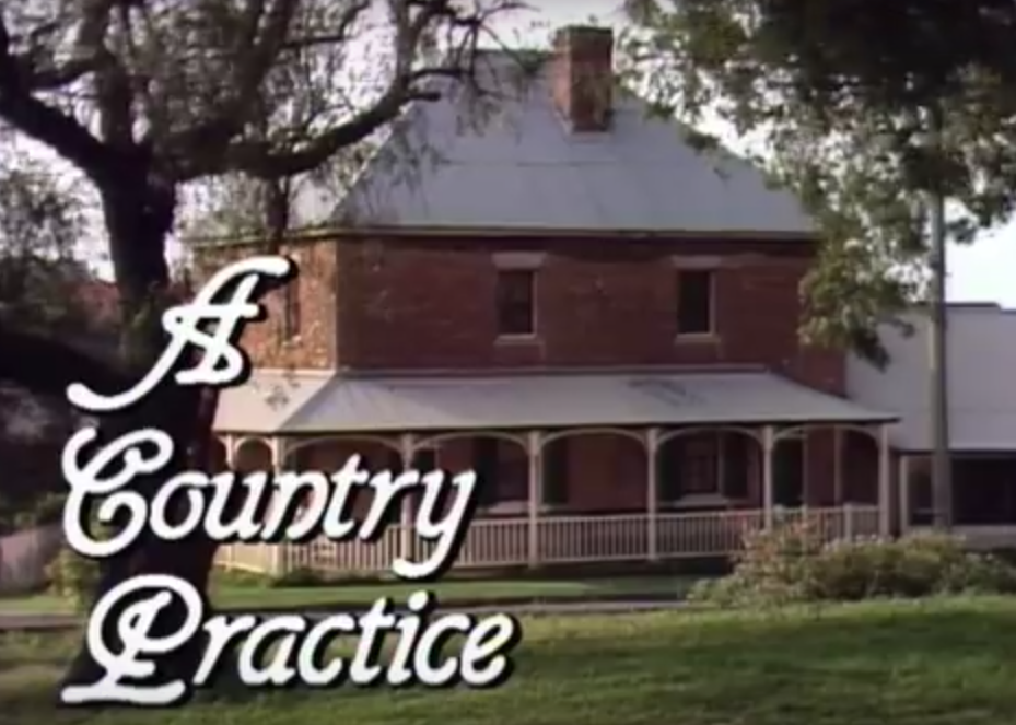A Country Practice   Logo