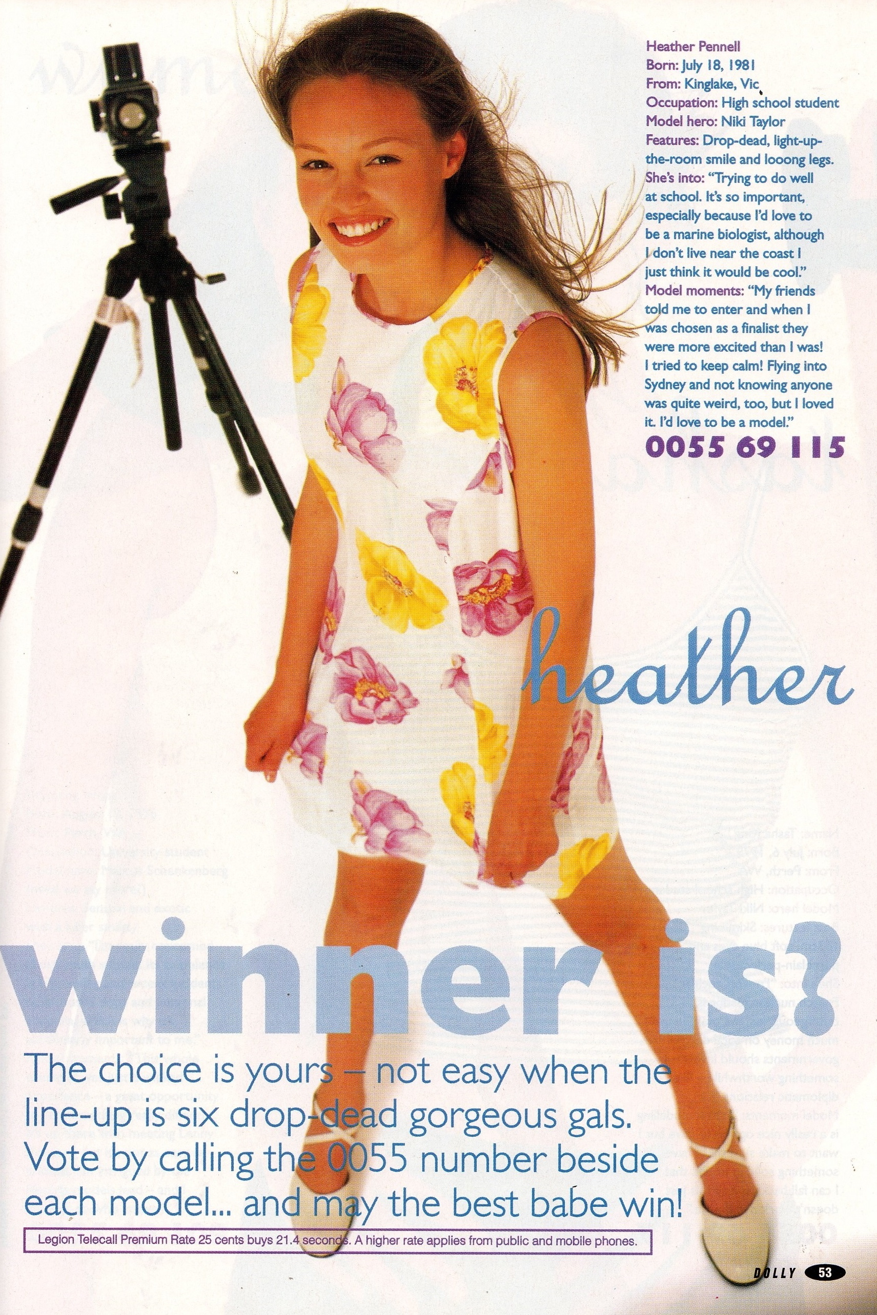 Dolly January 1996 | Covergirl Finalists 06.jpg