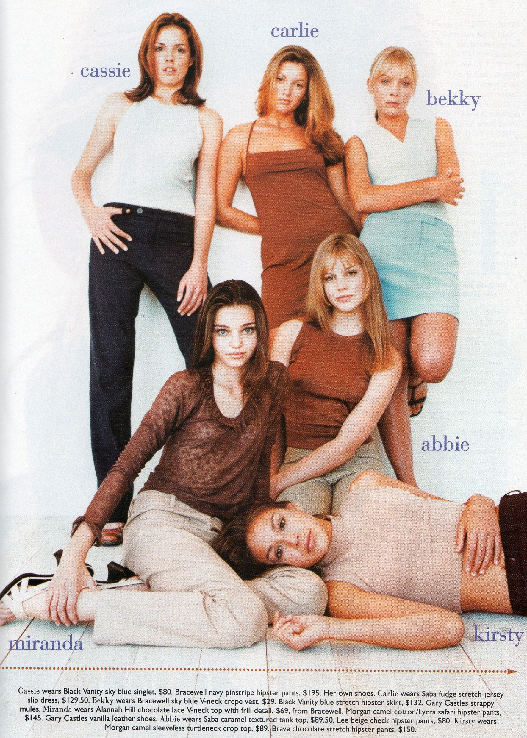 Dolly Magazine Covergirl Competition | 1997 Finalists 02.jpg