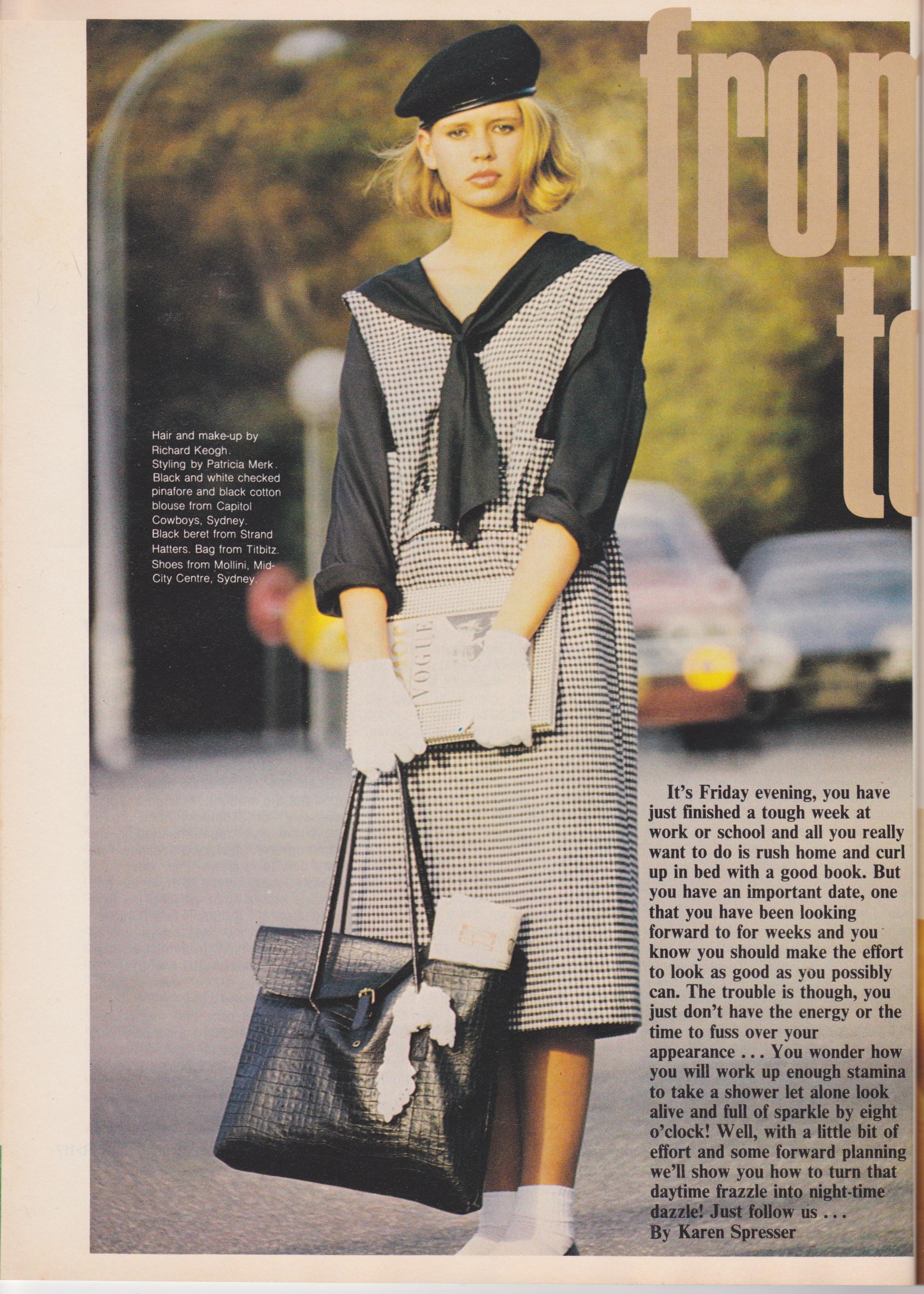 Dolly Magazine July 1984 | Jenny 01.jpeg