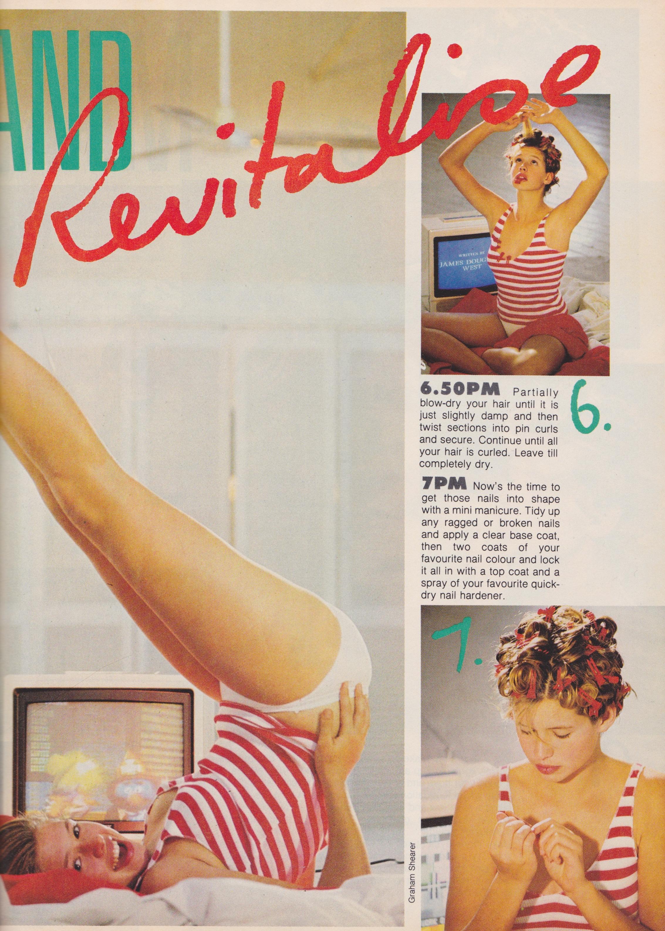 Dolly Magazine July 1984 | Jenny 04.jpeg