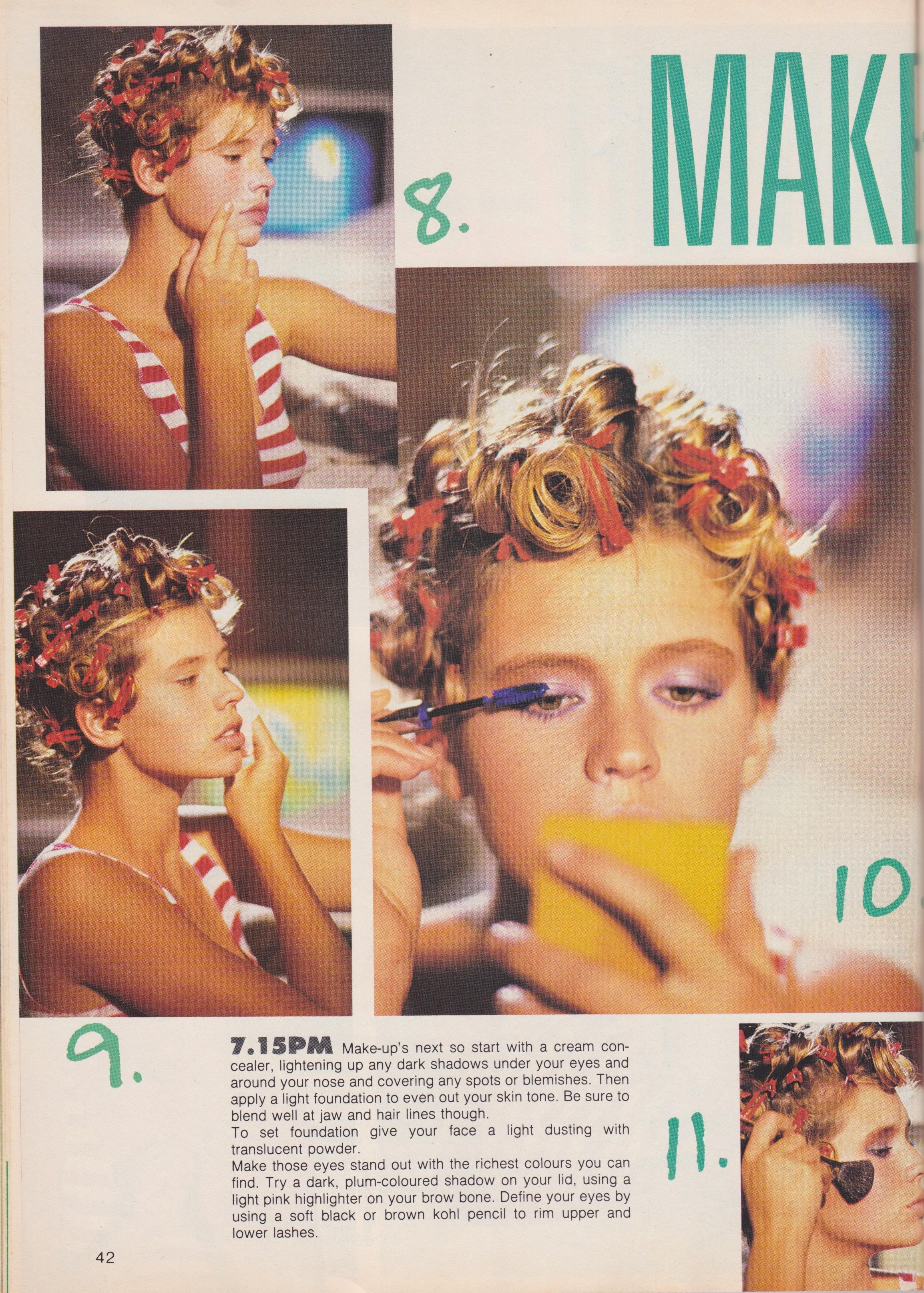 Dolly Magazine July 1984 | Jenny 05.jpeg