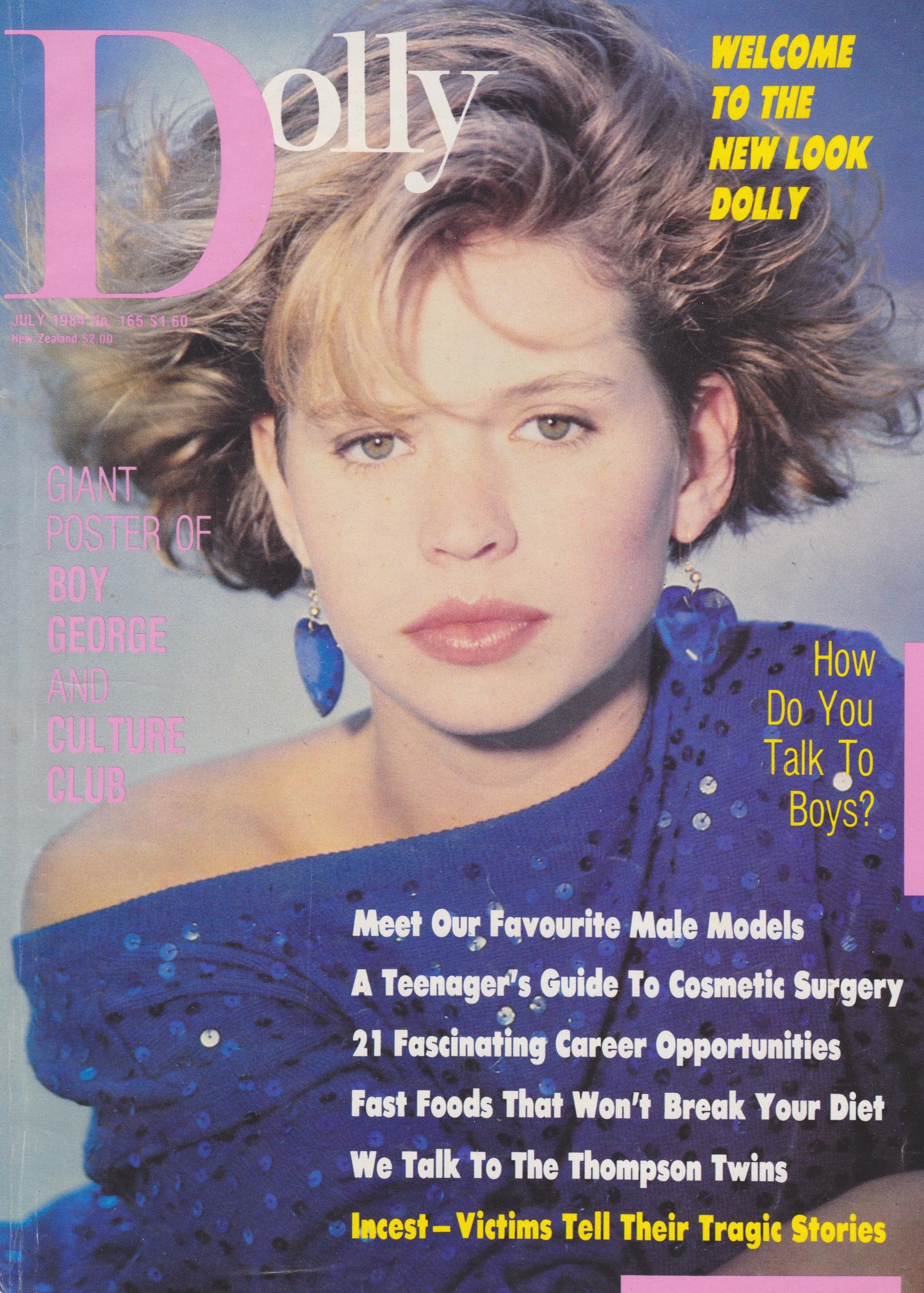 Dolly Magazine July 1984 | Jenny