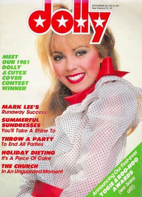 Dolly Magazine December 1981 | Annie Jones