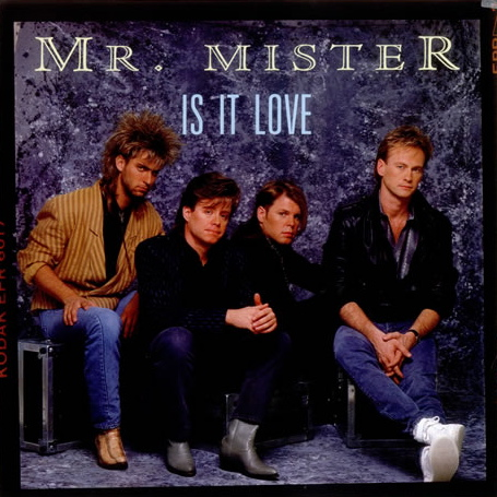 Mr Mister | Is It Love (1986)