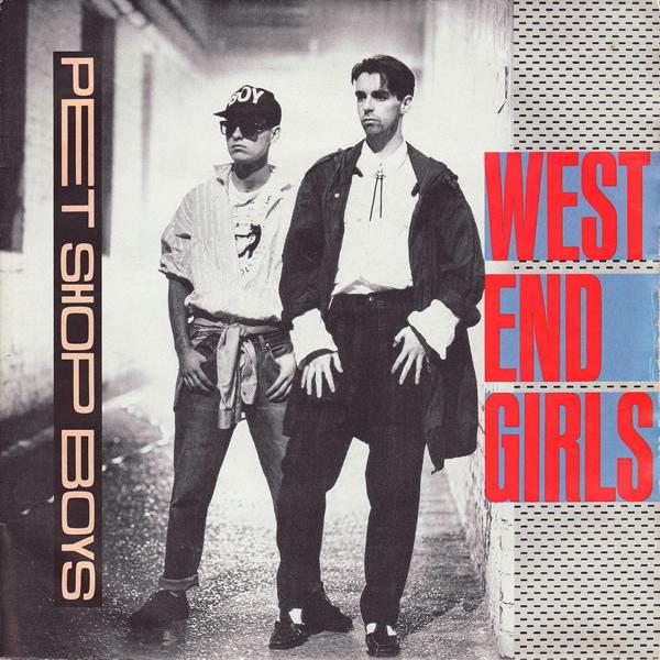 Pet Shop Boys | West End Girls