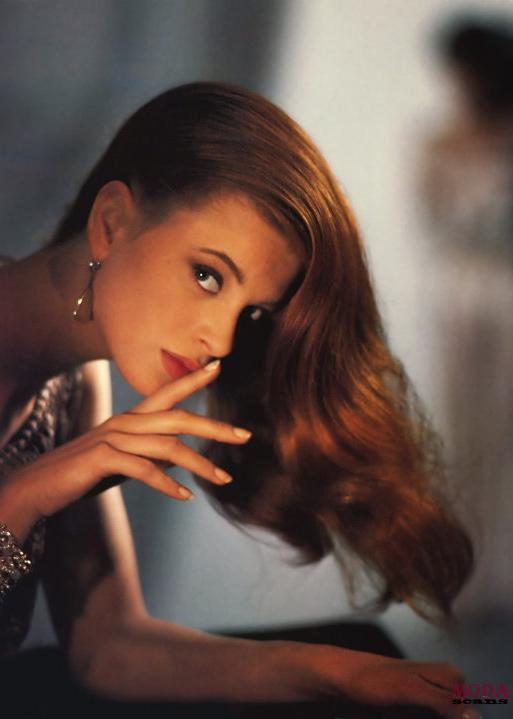 Vogue (UK) June 1986 | Christy Turlington, Kristen McMenamy, Jeny Howorth 02