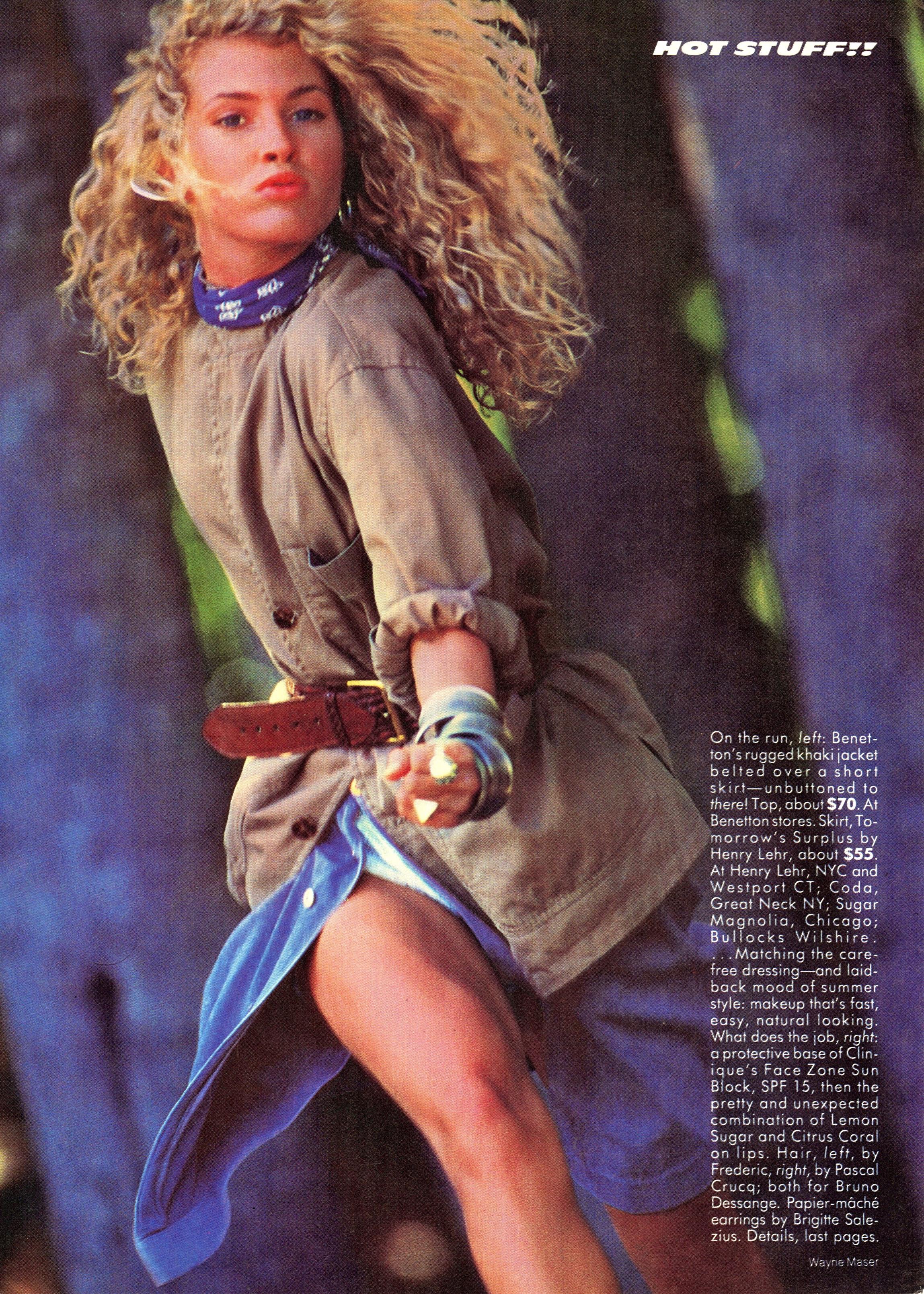 Vogue (US) June 1986 | Patty McHugh & Christy Turlington 03.jpg