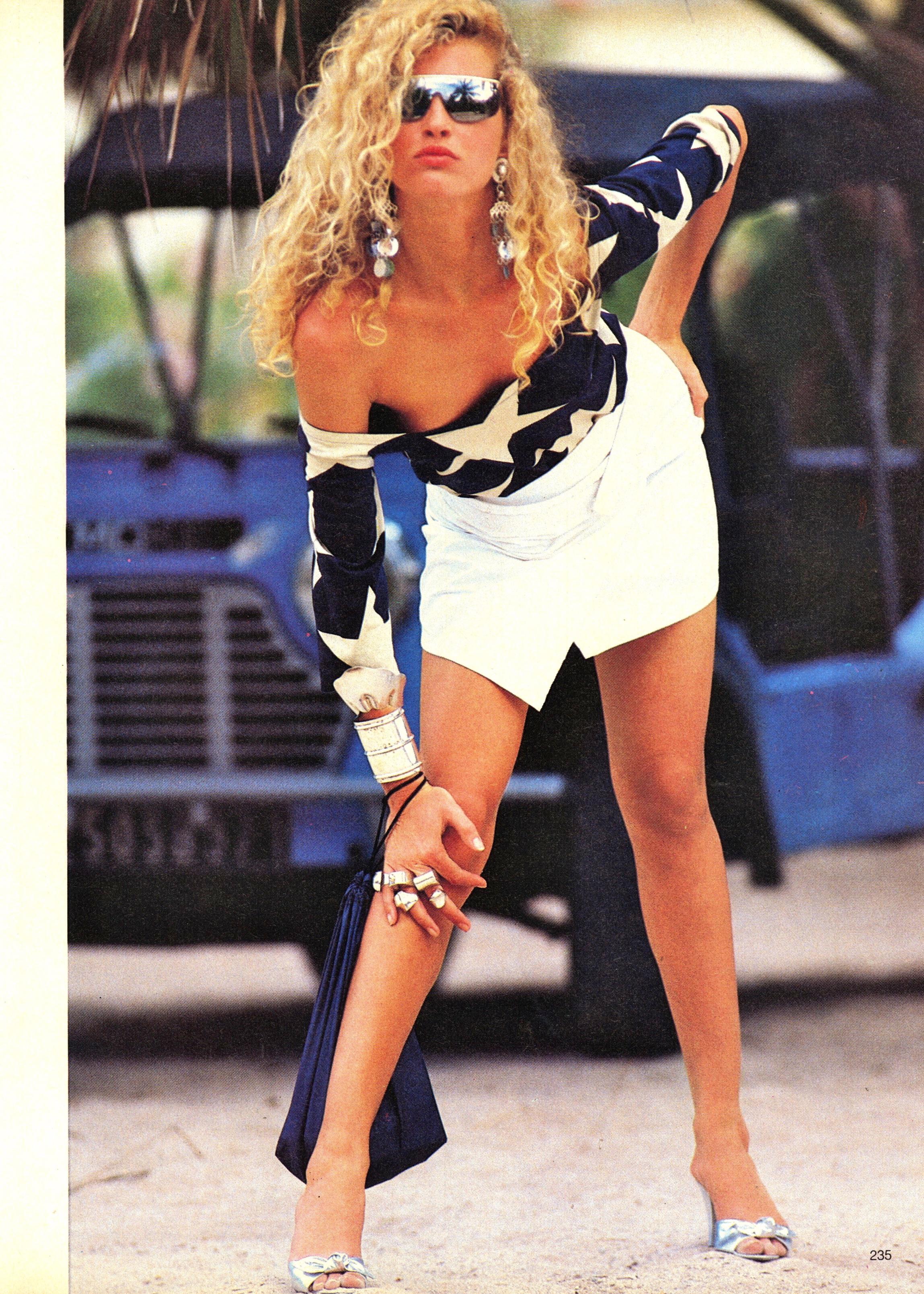 Vogue (US) June 1986 | Patty McHugh & Christy Turlington 14.jpg