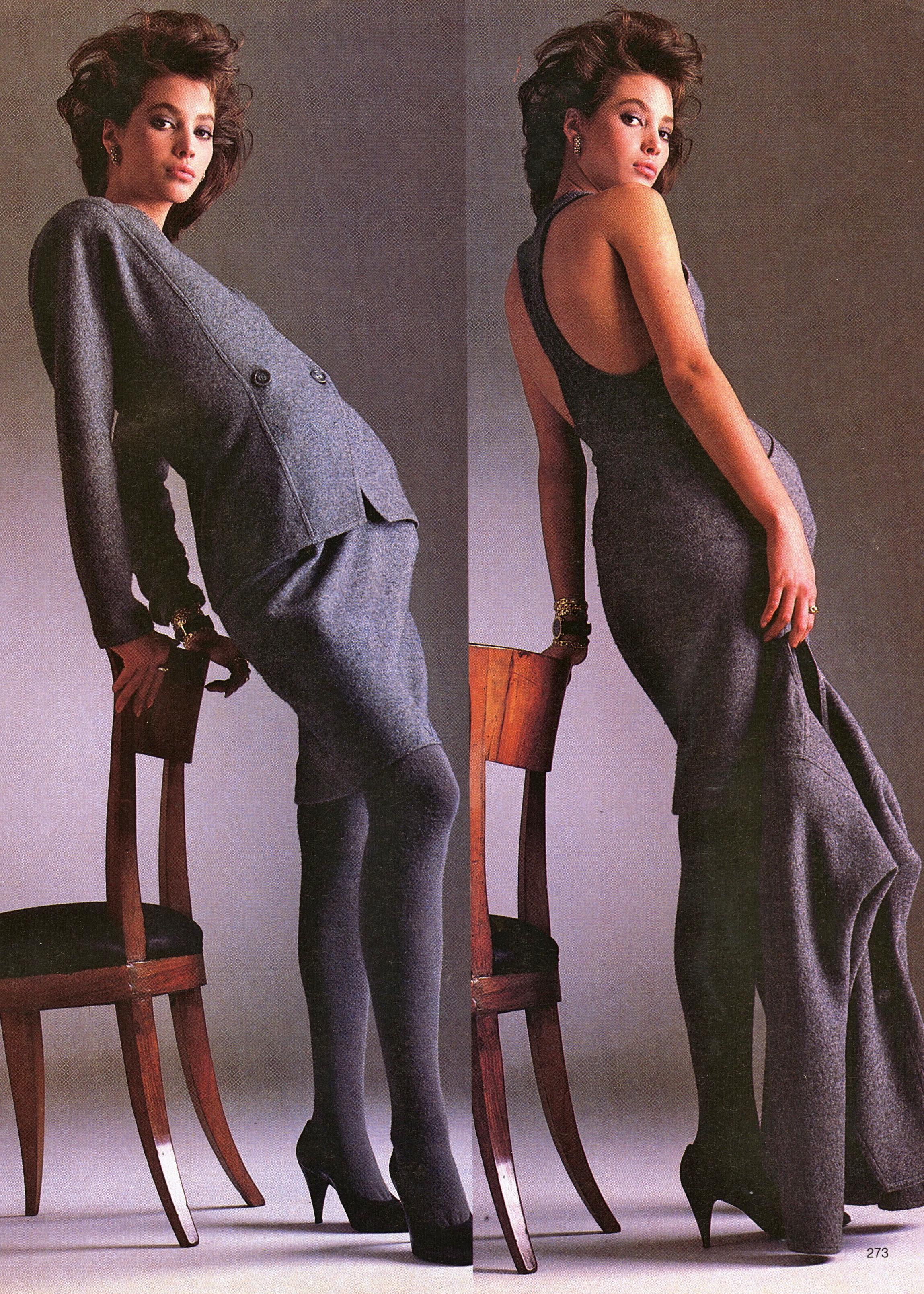 Vogue (US) June 1986 | Christy Turlington & Jose Toledo 02.jpg