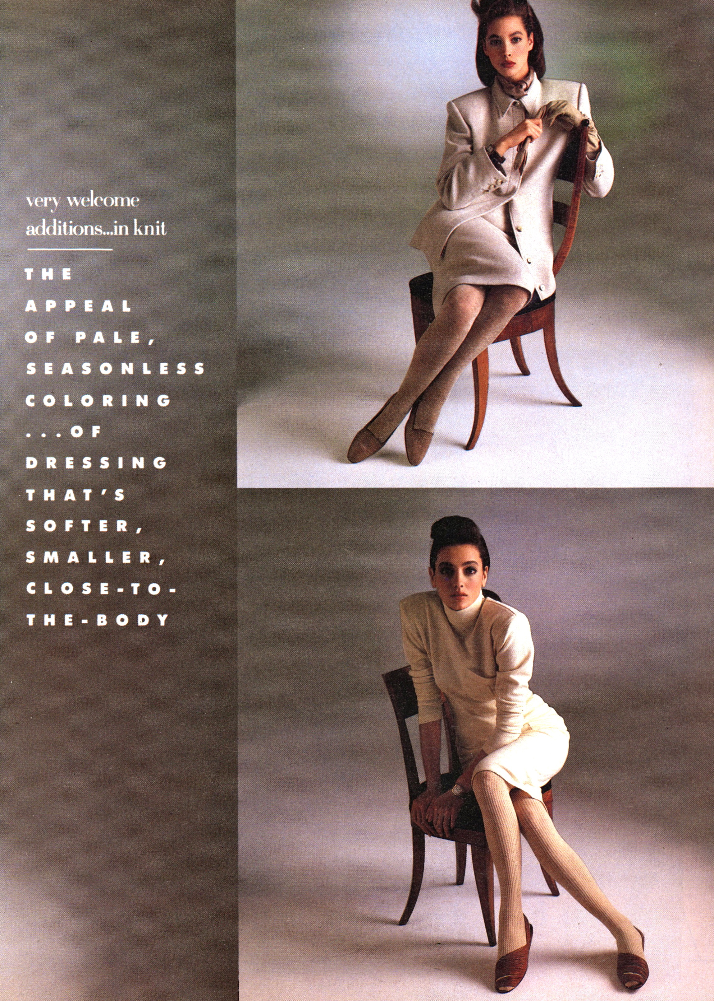 Vogue (US) June 1986 | Christy Turlington & Jose Toledo 08.jpg