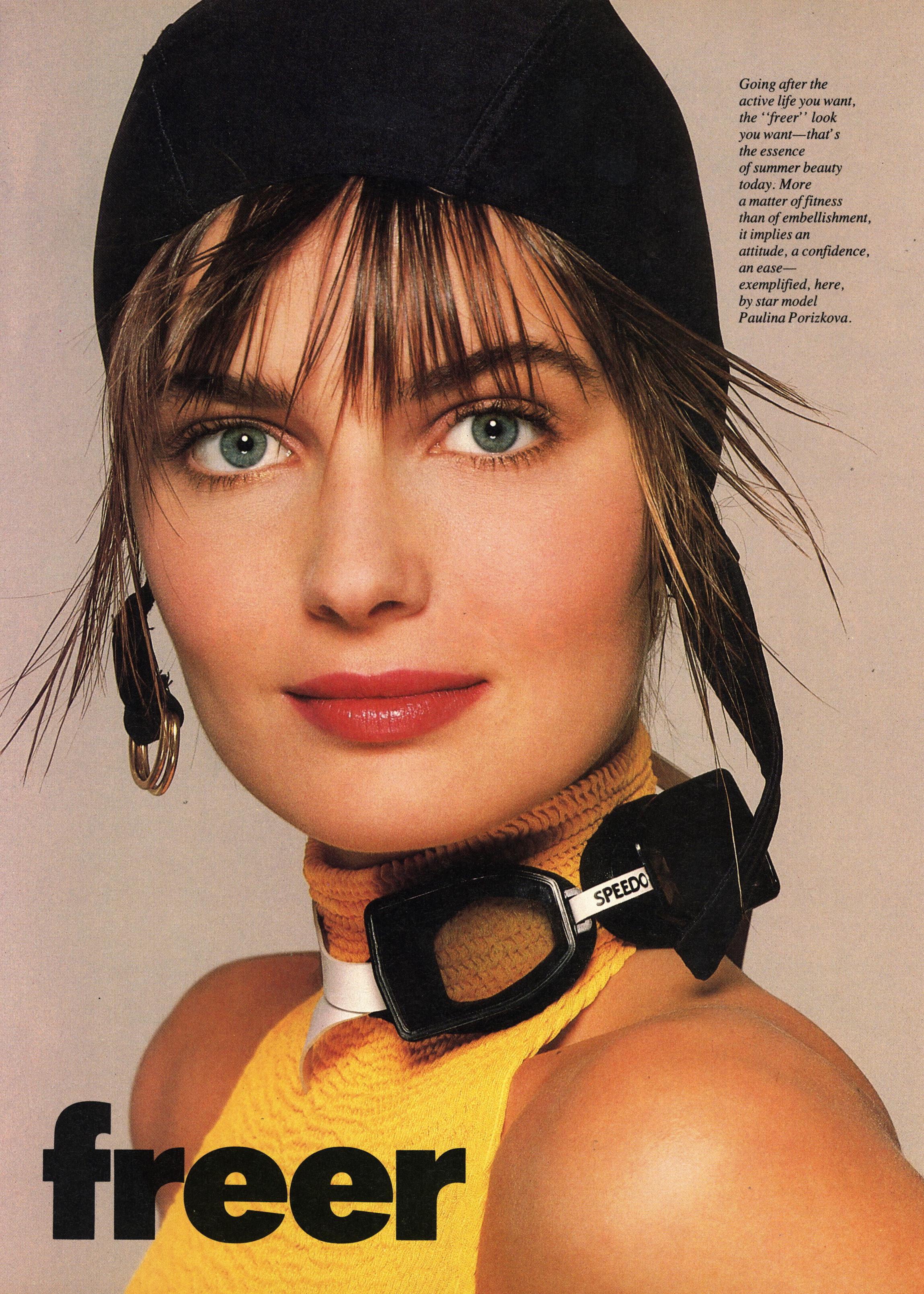 Vogue (US) June 1986 | Paulina Porizkova 01.jpg