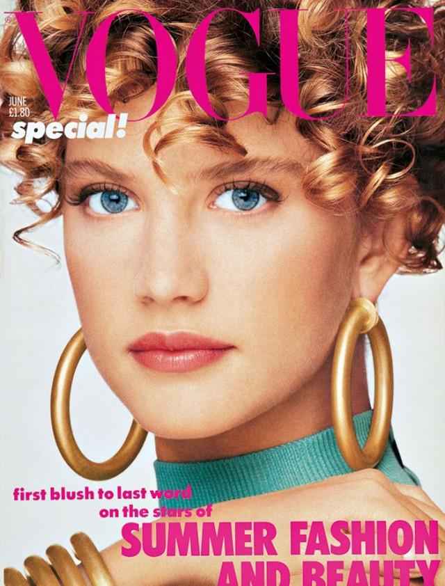 Vigue (UK) June 1986 | Lisa Kaufmann
