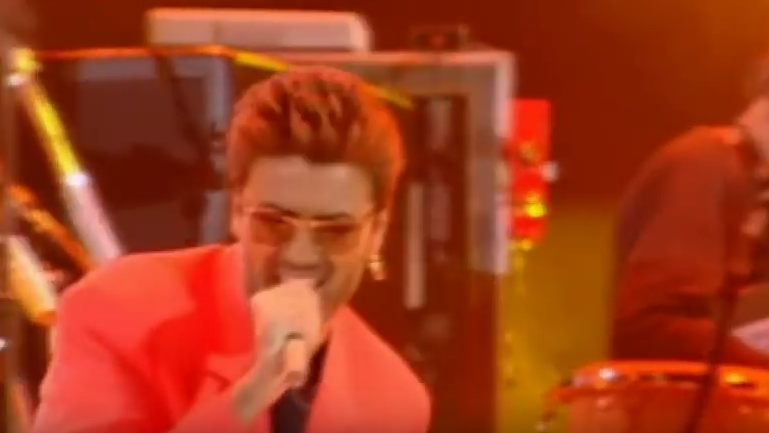 George Michael & Queen | Somebody To Love 02.png