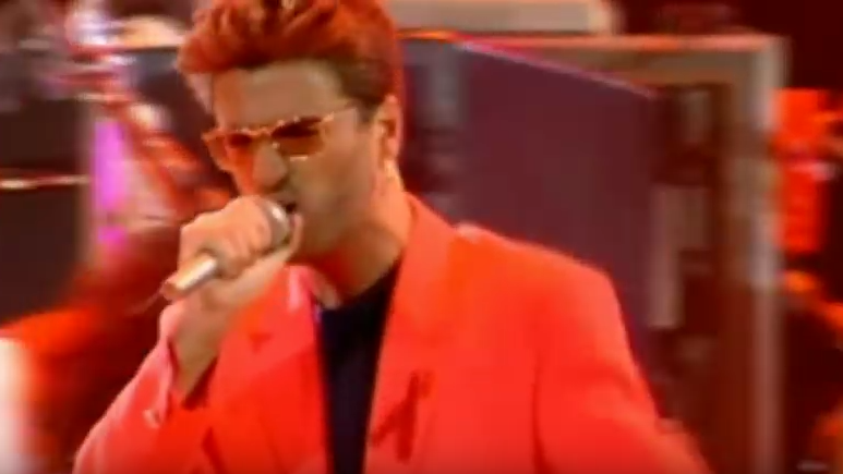 George Michael & Queen | Somebody To Love 04.png