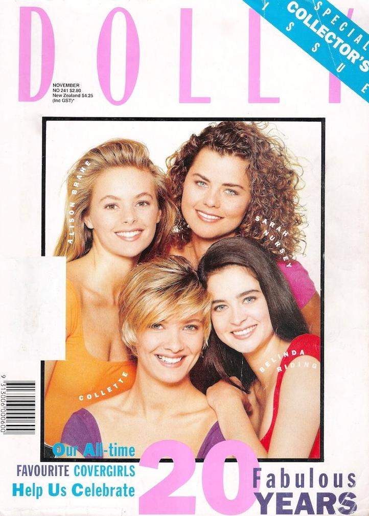 Dolly November 1990