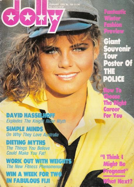 Dolly February 1984