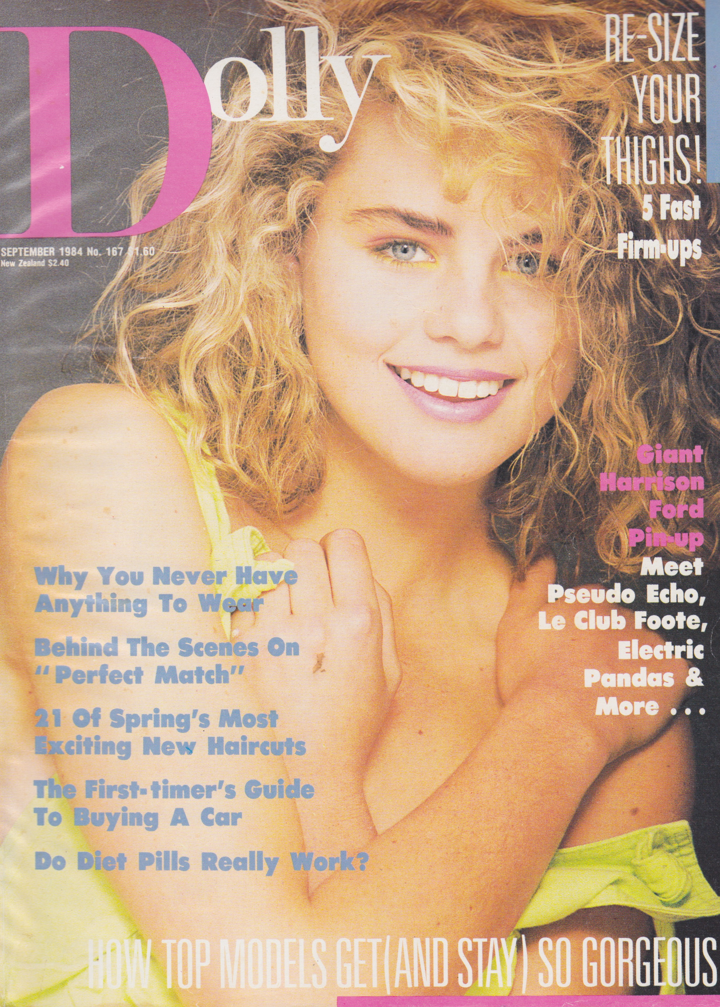 Dolly September 1984