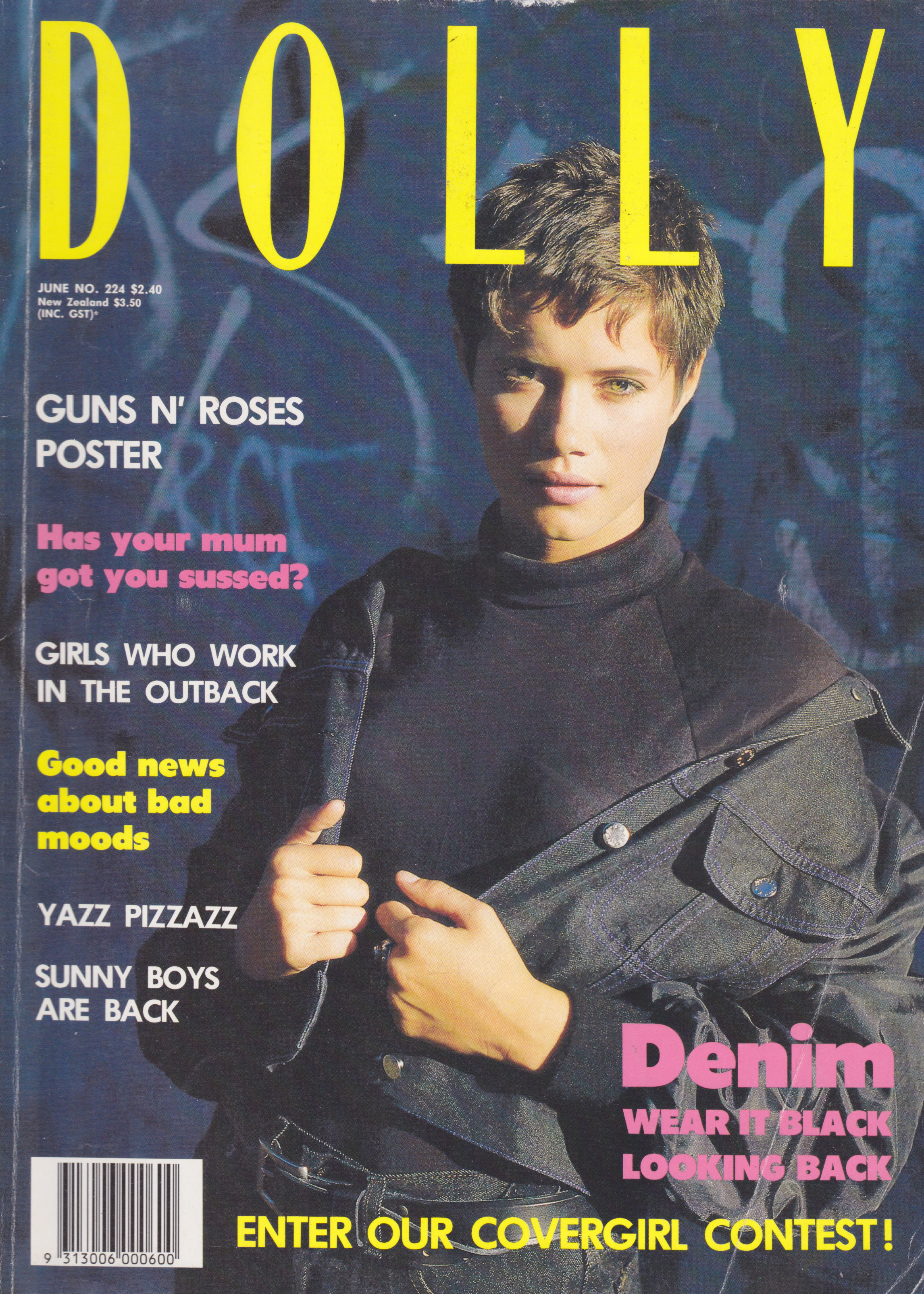 Dolly June 1989