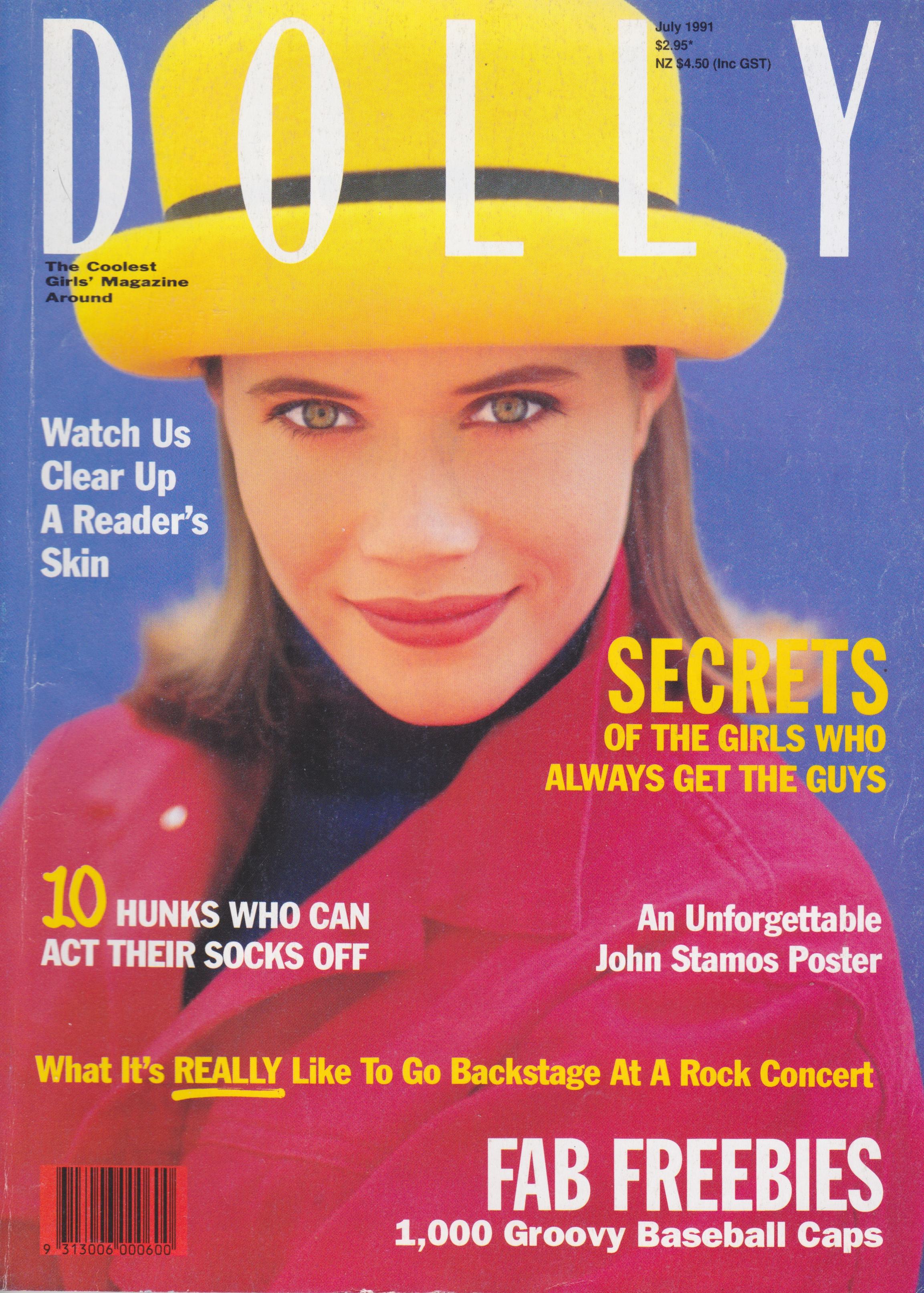 Dolly July 1991