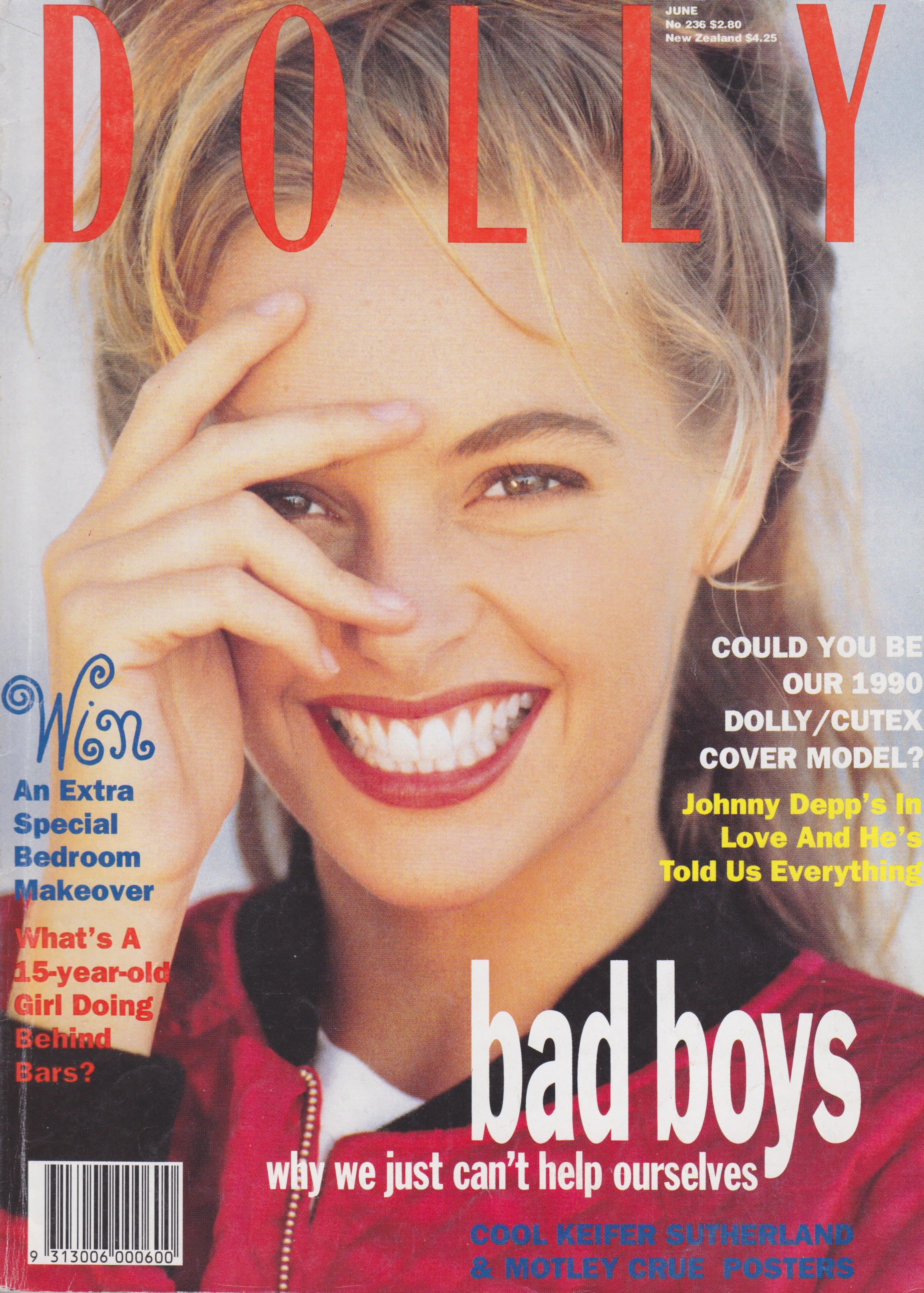 Dolly June 1990