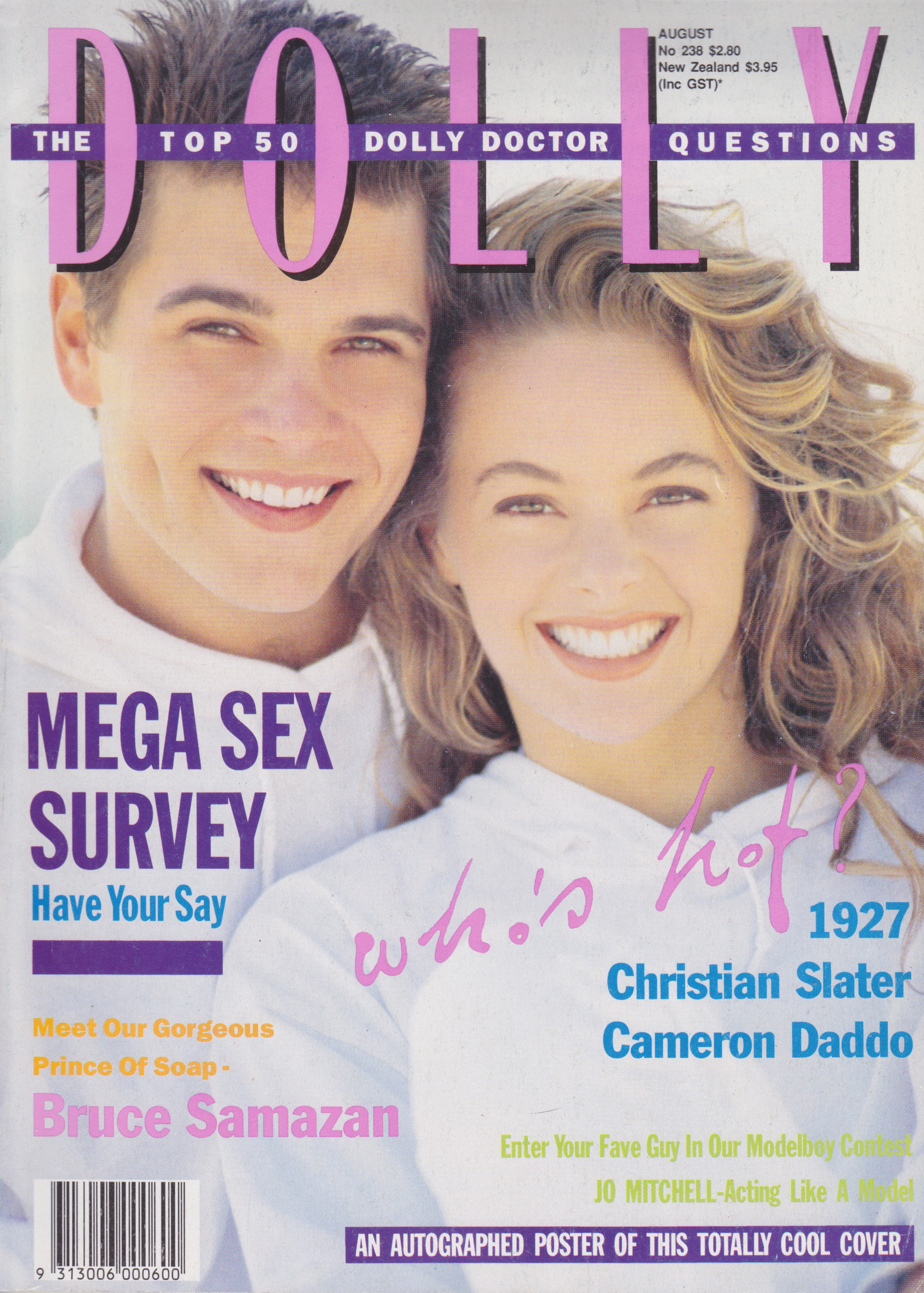 Dolly August 1990
