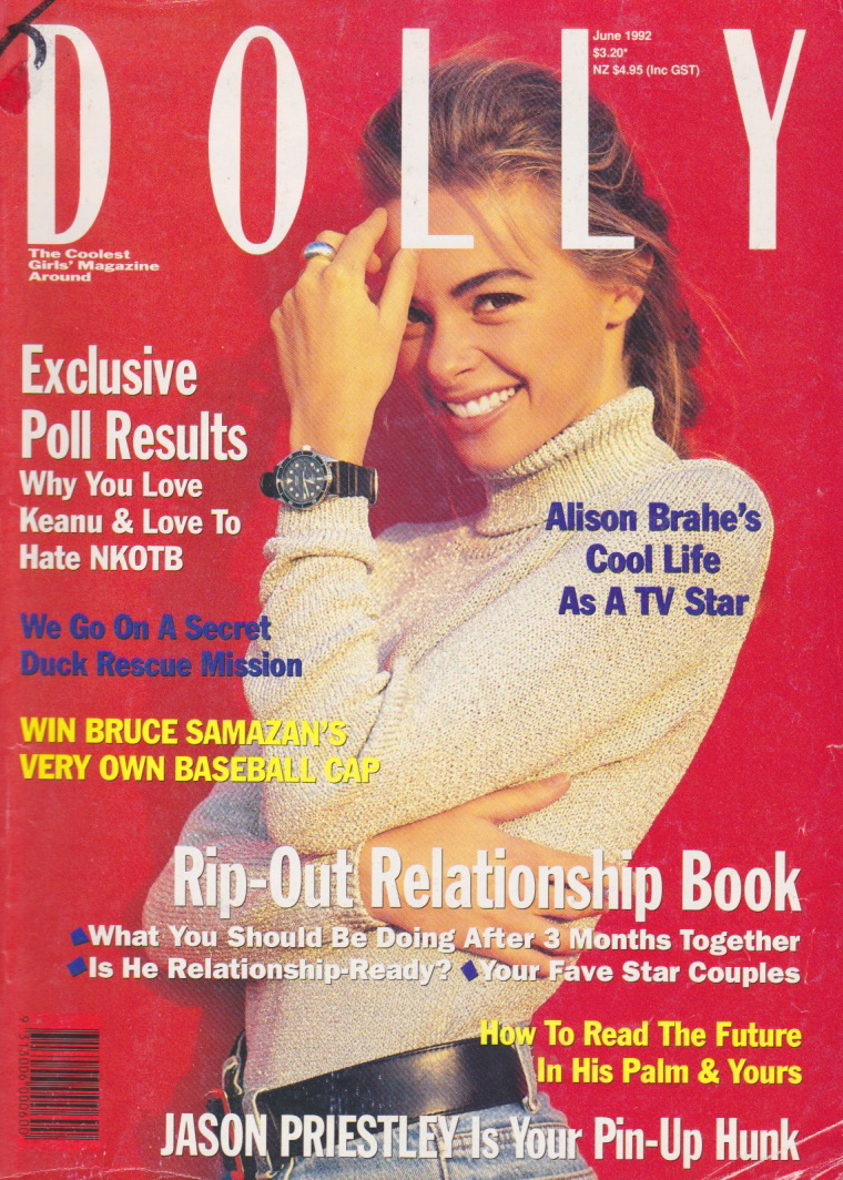 Dolly June 1992