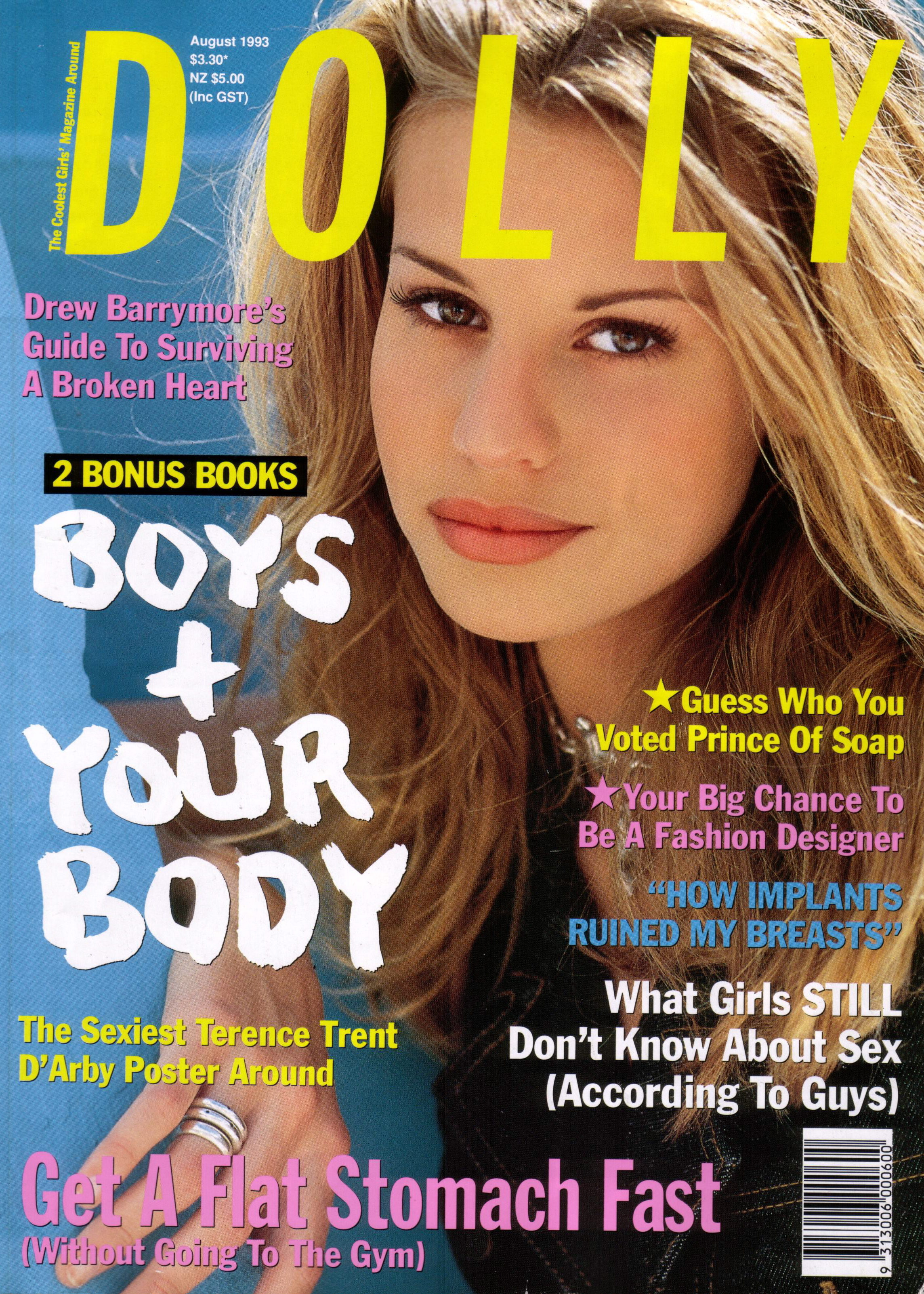 Dolly August 1993