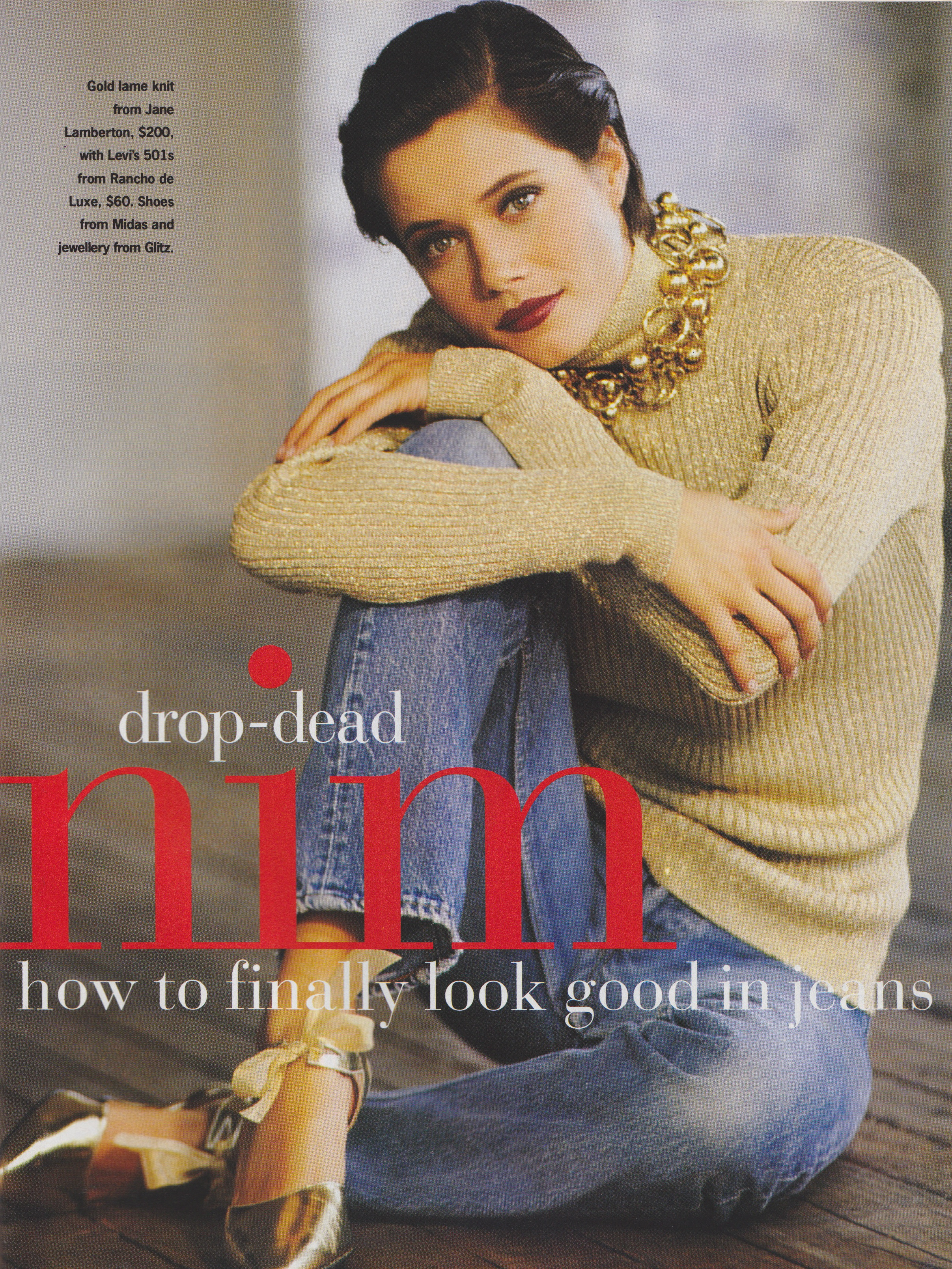 Cleo July 1992 | Denim (Anna Louise Gould) 02.jpeg