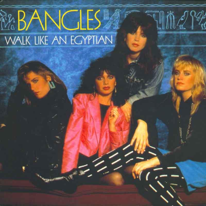 The Bangles | Walk Like An Egyptian