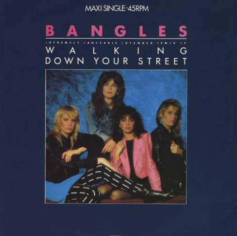 The Bangles | Walking Down Your Street