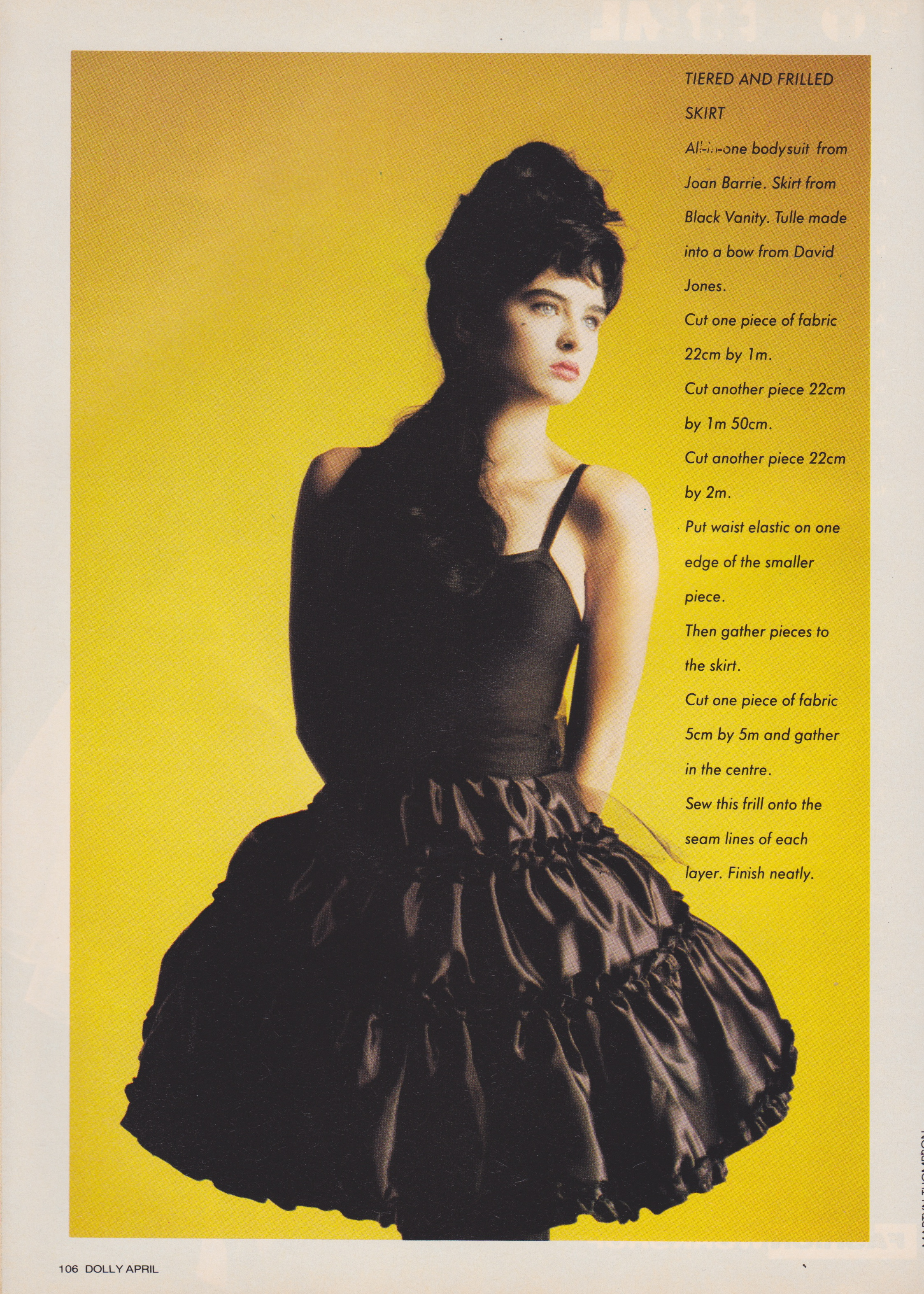 Dolly April 1987 | The Shape Of Skirts To Come (Belinda Riding) 03.jpeg