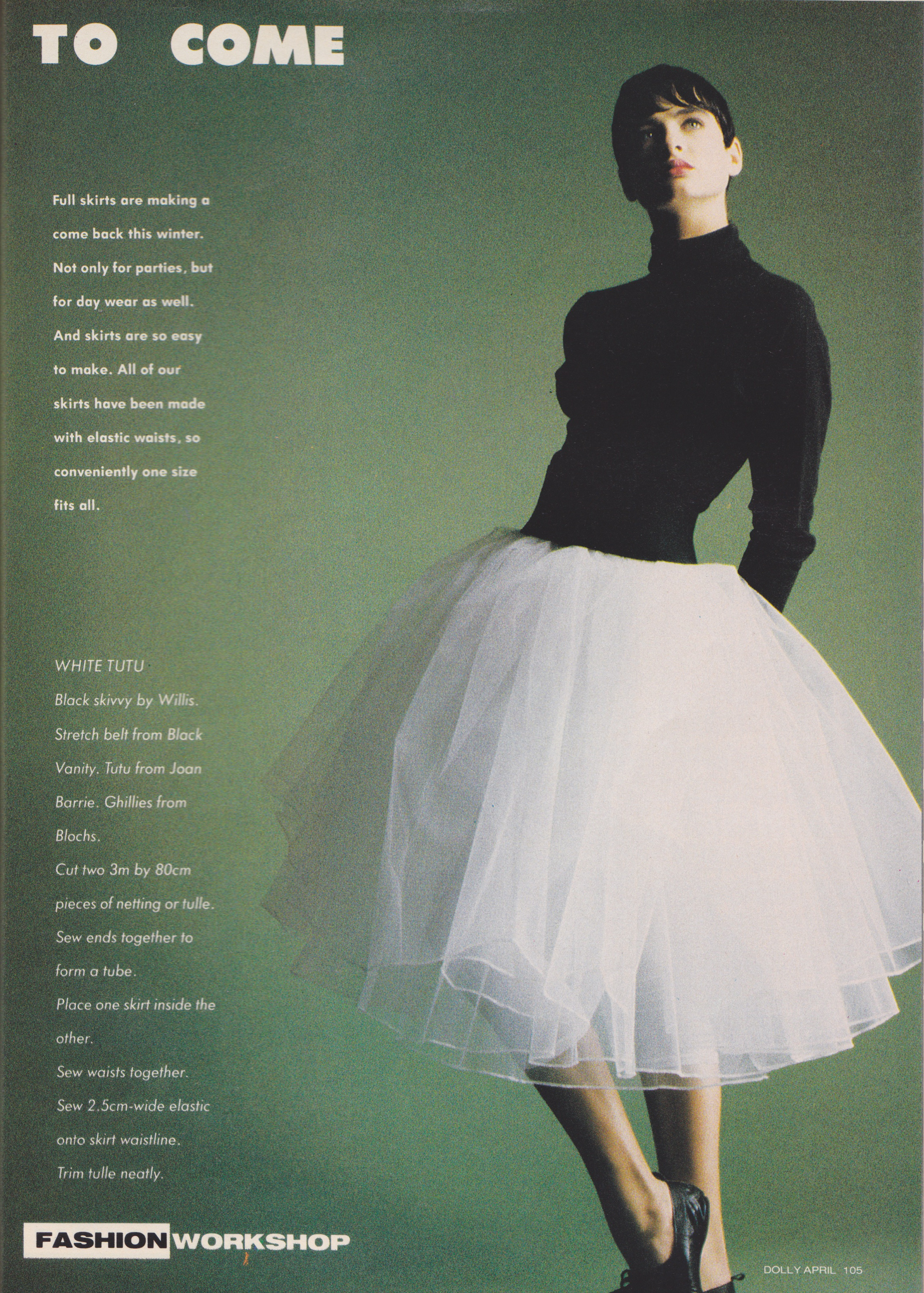 Dolly April 1987 | The Shape Of Skirts To Come (Belinda Riding) 02.jpeg