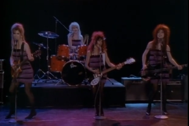 The Bangles | Walking Down Your Street 04.png